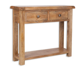 Odisha 2 Drawer Console Table
